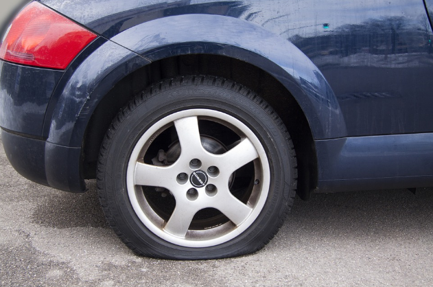 Kansas City Flat Tire Repair Service